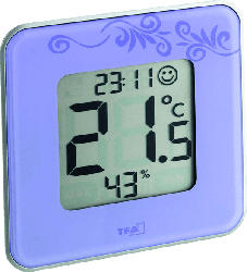 TFA 30.5021.11 Style Digitales Thermo-Hygrometer