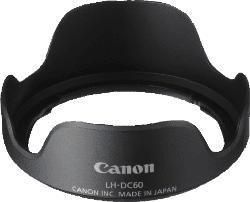 CANON LH-DC60 Gegenlichtblende, Schwarz