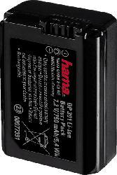 """HAMA """"DP 391"""" für Sony NP-FW50 Akku Sony , Li-Ion, 7.2 Volt, 750 mAh"""