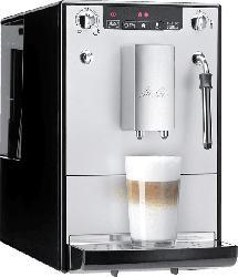 MELITTA E 953-102 Caffeo Solo&Milk  Kaffeevollautomat Silberfarbig/Schwarz