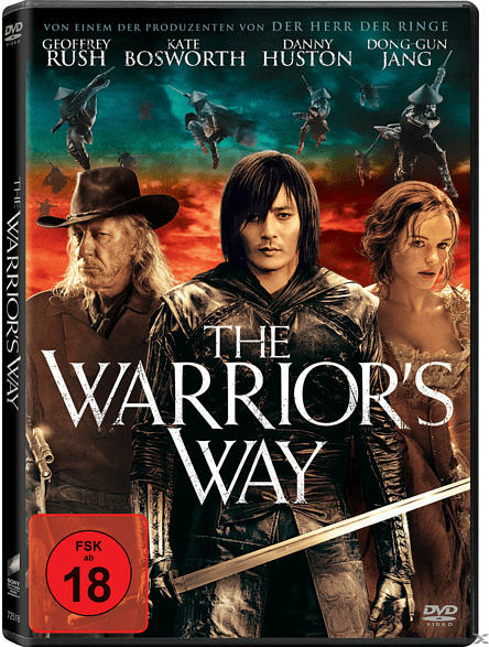 The Warriors Way [DVD]