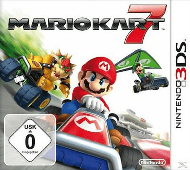 Mario Kart 7 [Nintendo 3DS]