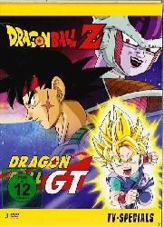 Dragonball Z + GT - Specials-Box [DVD]