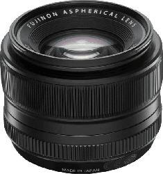 FUJIFILM FUJINON XF 35mm F1,4 R 35 mm f/1.4  (Objektiv für Fuji X-Mount, Schwarz)