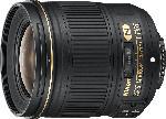 MediaMarkt NIKON AF-S Nikkor 28mm 1:1.8G 28 mm- f/16 AF-S, N (Objektiv für Nikon F-Mount, Schwarz)
