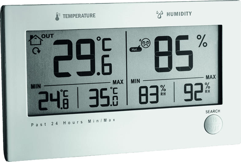 TFA 30.3049 Twin Plus Thermo-Hygrometer