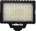 Media Markt REFLECTA LED Videoleuchte RPL 170, Videoleuchte, Schwarz, passend für Kamera, Camcorder