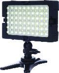 Media Markt REFLECTA 20374 RPL 105-VCT, LED Videoleuchte, Schwarz, passend für Kamera, Camcorder