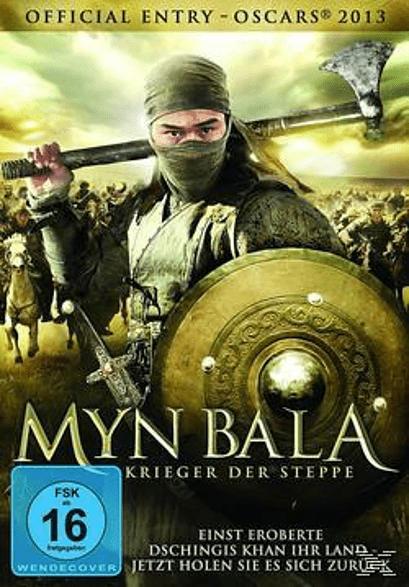 Myn Bala - Krieger der Steppe [DVD]