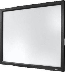 CELEXON 1090225 Homecinema Frame 200 x 113 cm Rahmenleinwand