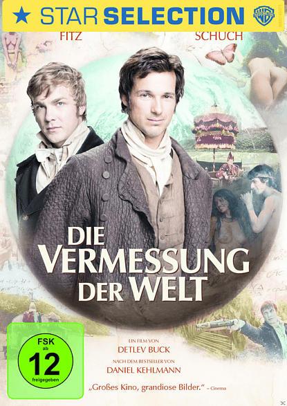 Die Vermessung der Welt [DVD]
