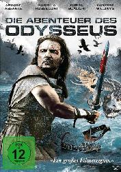 DIE ABENTEUER DES ODYSSEUS [DVD]