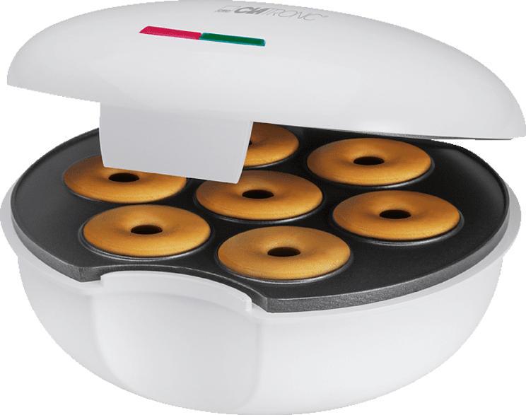 CLATRONIC DM 3495 Donutmaker Weiß