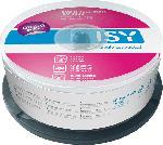 MediaMarkt ISY IDV-2000 DVD-R 25er Spindel DVD-R