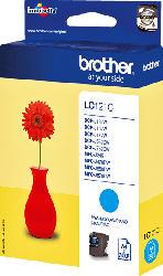 BROTHER Original Tintenpatrone Cyan (LC-121C)