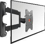 MediaMarkt VOGEL´S Vogels BASE 45 S TV-Wandhalterung für 48-104 cm (19-40 Zoll) Fernseher, drehbar und neigbar, Wandhalterung, Schwarz