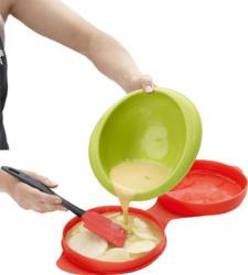 LEKUE 3402800R10 Tortilla-Form