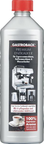 GASTROBACK 98175 Premium Entkalker