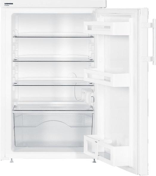 LIEBHERR TP 1410-21 Kühlschrank (92 kWh, A++, 850 mm hoch, Weiß)