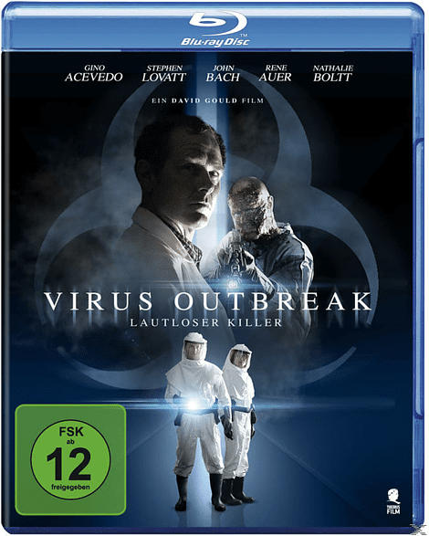 Virus Outbreak - Lautloser Killer [Blu-ray]