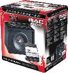 MediaMarkt MAC AUDIO Mac Xtreme 2000 Bassreflex-Subwoofer + Verstärker