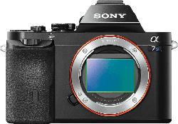 SONY Alpha 7S Body (ILCE-7S) Systemkamera 12.2 Megapixel  , 7.6 cm Display  , WLAN