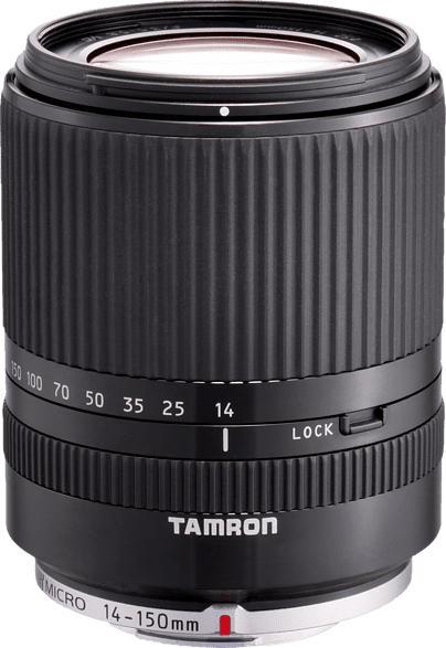 TAMRON DI III 14 mm-150 mm f/3.5-5.8  (Objektiv für Micro-Four-Thirds, Schwarz)