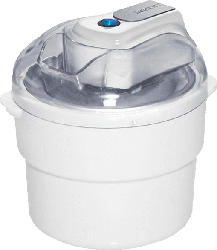 CLATRONIC ICM 3581 Eismaschine (12 Watt, Weiß)