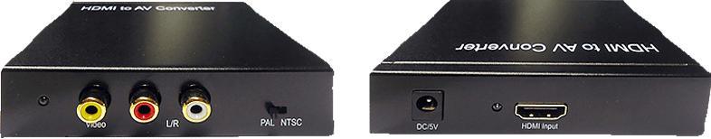 IN AKUSTIK Exzellenz HDMI Konverter HDMI  HDMI Konverter