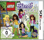 MediaMarkt Lego Friends (Software Pyramide) [Nintendo 3DS]