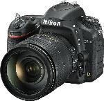 MediaMarkt NIKON D750 Kit Spiegelreflexkamera, 24.3 Megapixel, 24-120 mm Objektiv (AF-S, VR), WLAN, Schwarz
