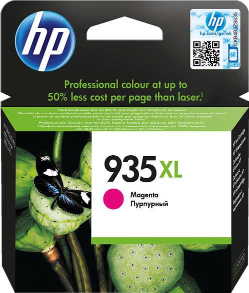 HP 935XL Tintenpatrone Magenta (C2P25AE)