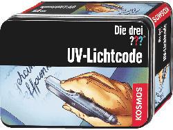 KOSMOS Die drei ??? UV-Lichtcode Detektiv-Set