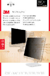 """""""3M PF23.6W9 Blickschutzfilter Standard für Desktops 59,9 cm Weit (entspricht 23,6"""""""" Weit) 16:9, Blickschutzfilter"""""""