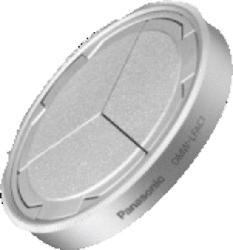 PANASONIC DMW-LFAC1 Objektivdeckel, Silber