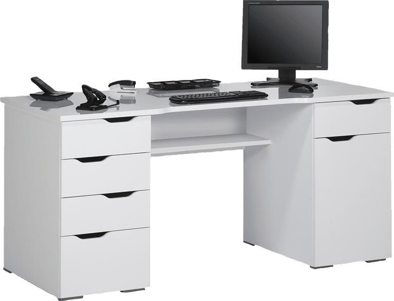 MAJA 9539 Schreib- und Computertisch Schreib- und Computertisch