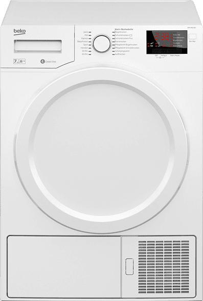BEKO DPS 7405 W 3 Wärmepumpentrockner (7 kg, A++)