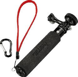 HAMA Selfie 50 Einbein Selfie Stick, Schwarz, Höhe offen bis 470 mm