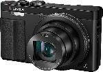 MediaMarkt PANASONIC Lumix DMC-TZ71 LEICA Digitalkamera Schwarz, 12.1 Megapixel, 30x opt. Zoom, TFT-LCD, WLAN