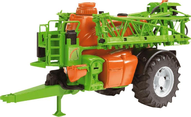 BRUDER Amazone Anhängefeldspritze UX 5200 Traktor-Zubehör, Mehrfarbig
