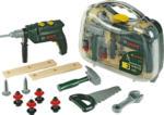 Media Markt BOSCH Werkzeugkoffer (Kinderspielzeug) Rollenspielzeug, Grün/Transparent
