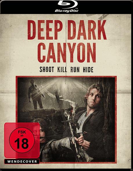 Hunting Season / Deep Dark Canyon [Blu-ray]