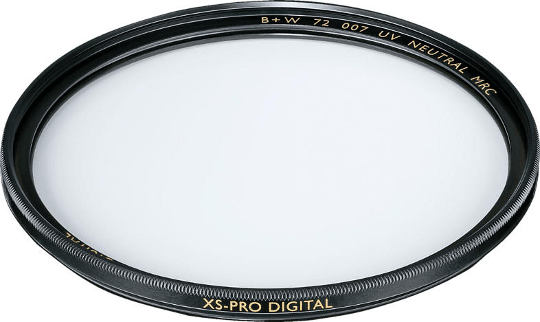 B+W Haze XS-Pro MRC nano UV-Filter 58 mm