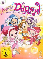 Magical Doremi: Staffel 2.2 (Ep 77-100) [DVD]