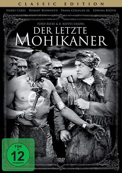 Der letzte Mohikaner  [DVD]