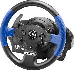 MediaMarkt THRUSTMASTER T150 RS (inkl. 2-Pedalset, PS4 / PS3 / PC) , Lenkrad, Schwarz/Blau