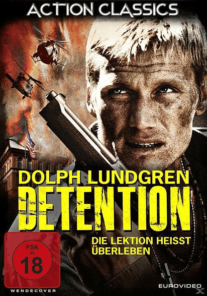 Detention - Die Lektion heisst Überleben! [DVD]
