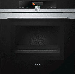 SIEMENS HM676G0S6 Mikrowelle (Einbaugerät, -, 67 l, 594 mm breit)