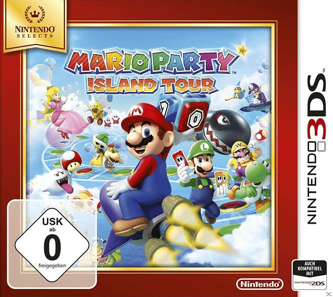 Mario Party: Island Tours (Nintendo Selects) [Nintendo 3DS]