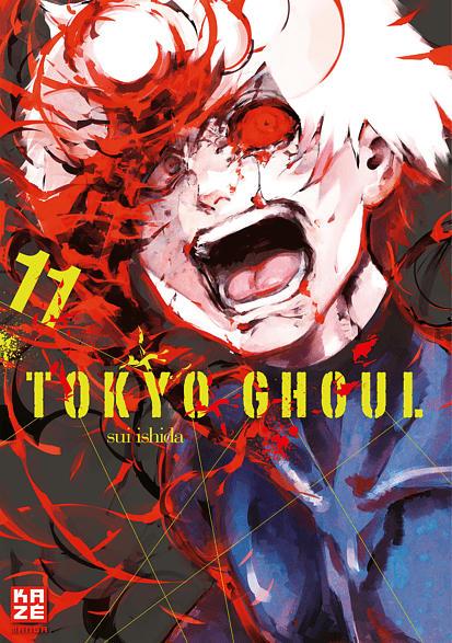 Tokyo Ghoul - Band 11
